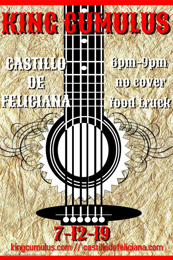 July 12, 2019 - Castillo de Feliciana, Woodinville WA