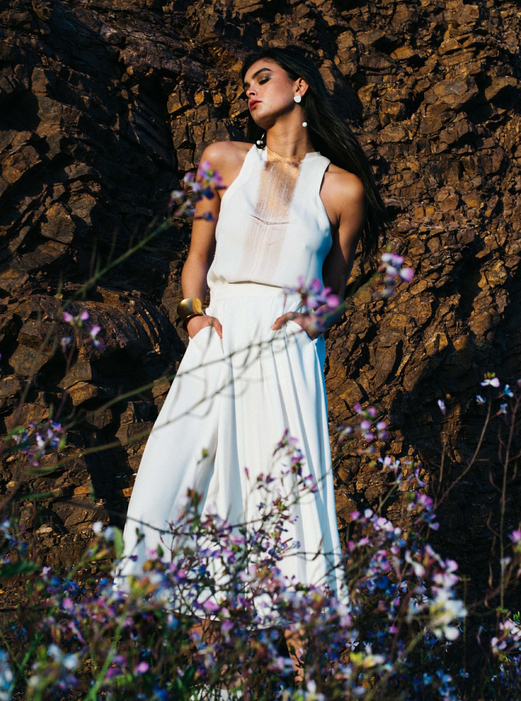 Madison Flowers of Stars Models by Lionel Reyes for Florum Fashion Magazine - Sustainable Project San Francisco California - Stephanie Stimmler Venita Stylist - Cassandra McClure08 2.jpg