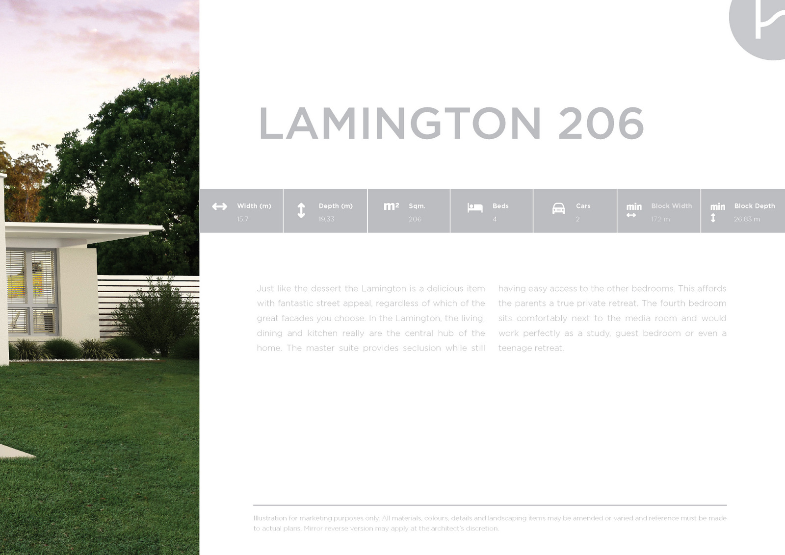 The Lamington 206