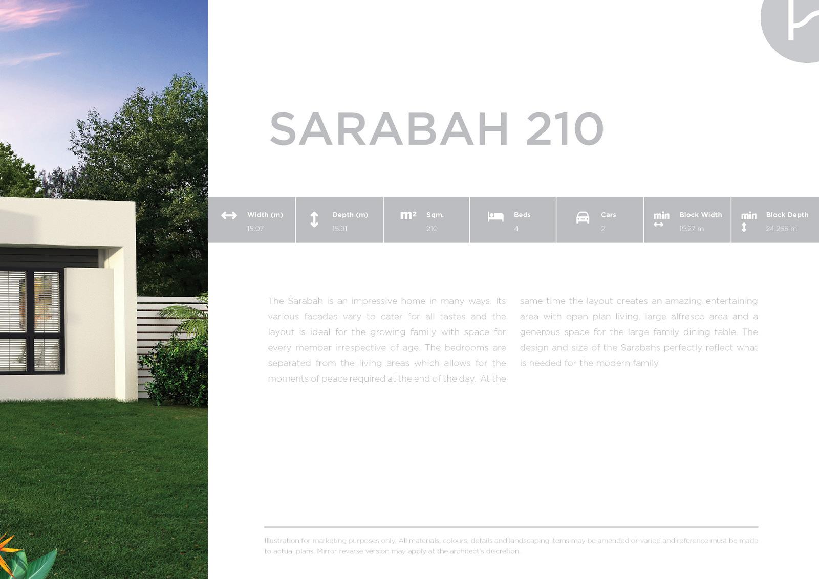 The Sarabah 210