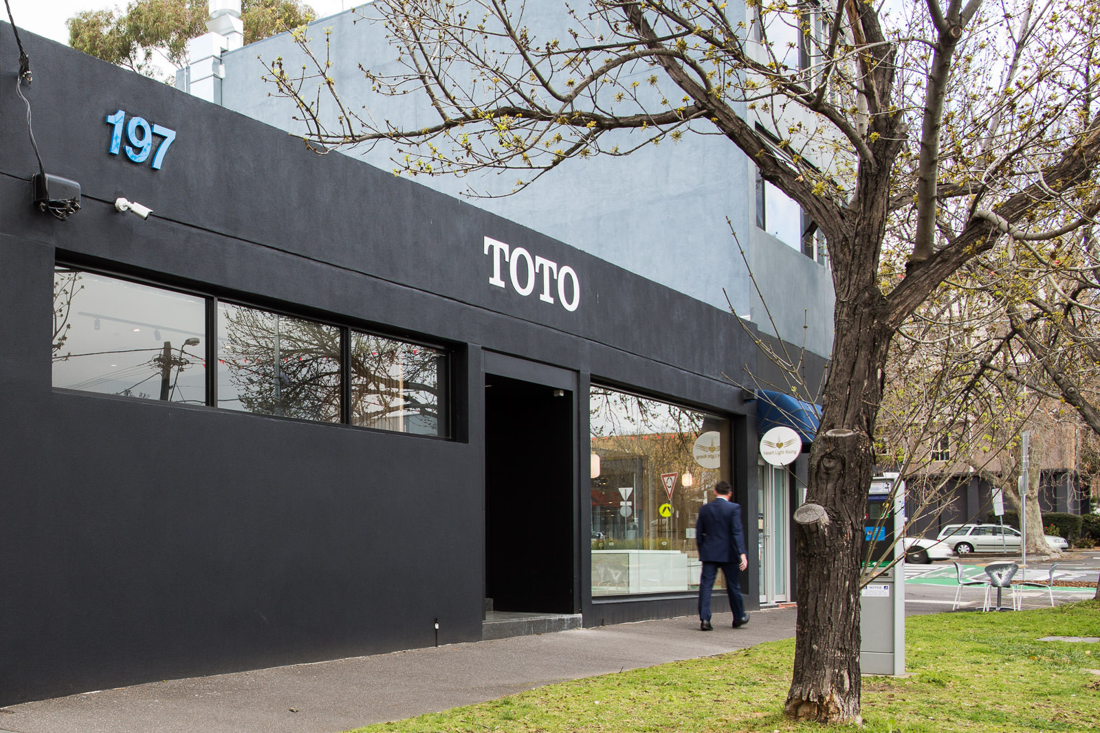 Toto SHOWROOM SOUTH MELBOURNE