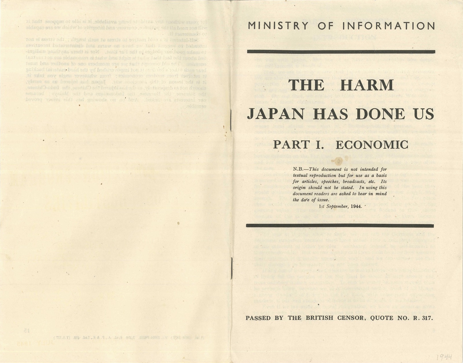 1 The Harm that Japan has done to us Part 1 Economic.jpg