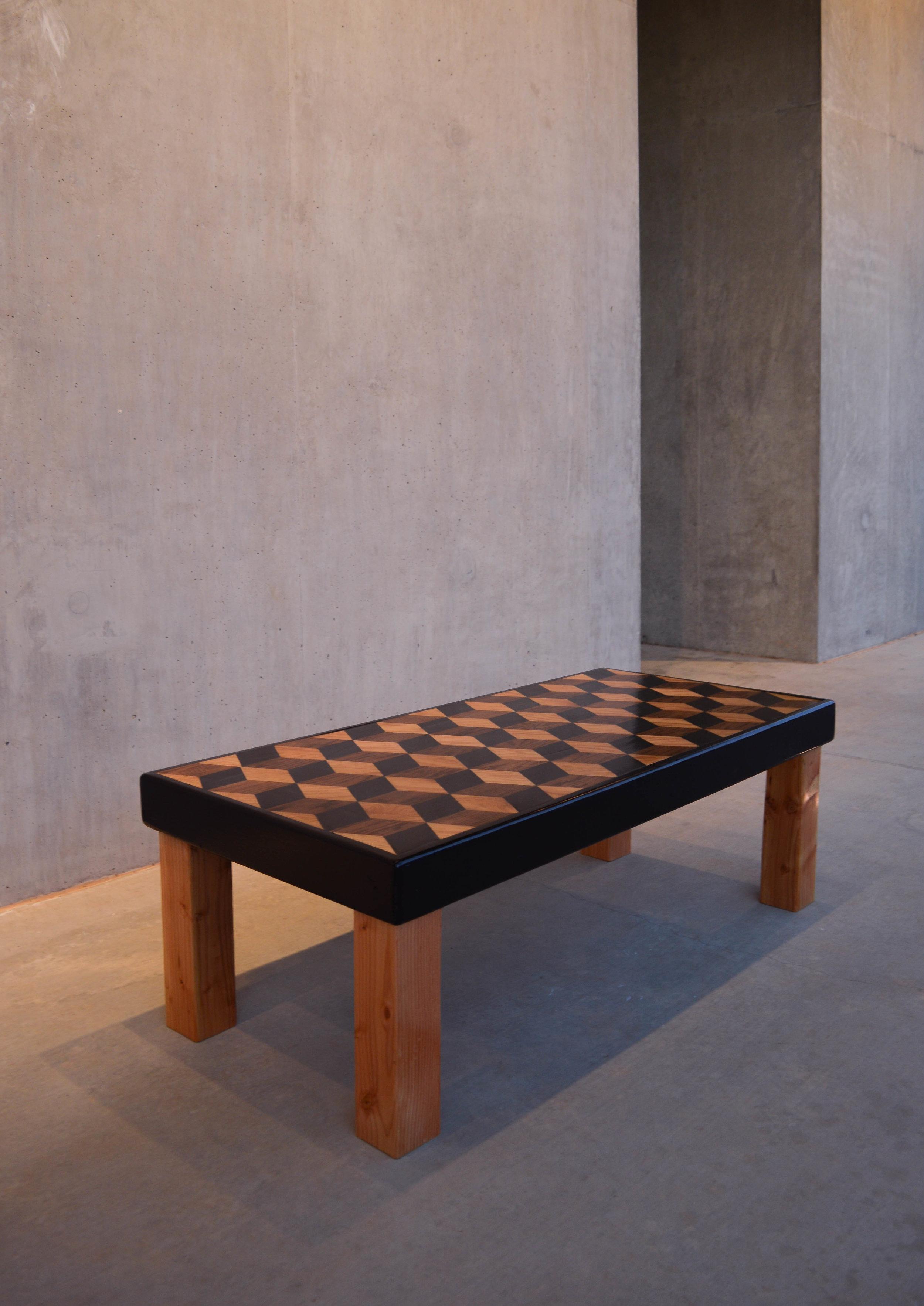 Escher Coffee Table