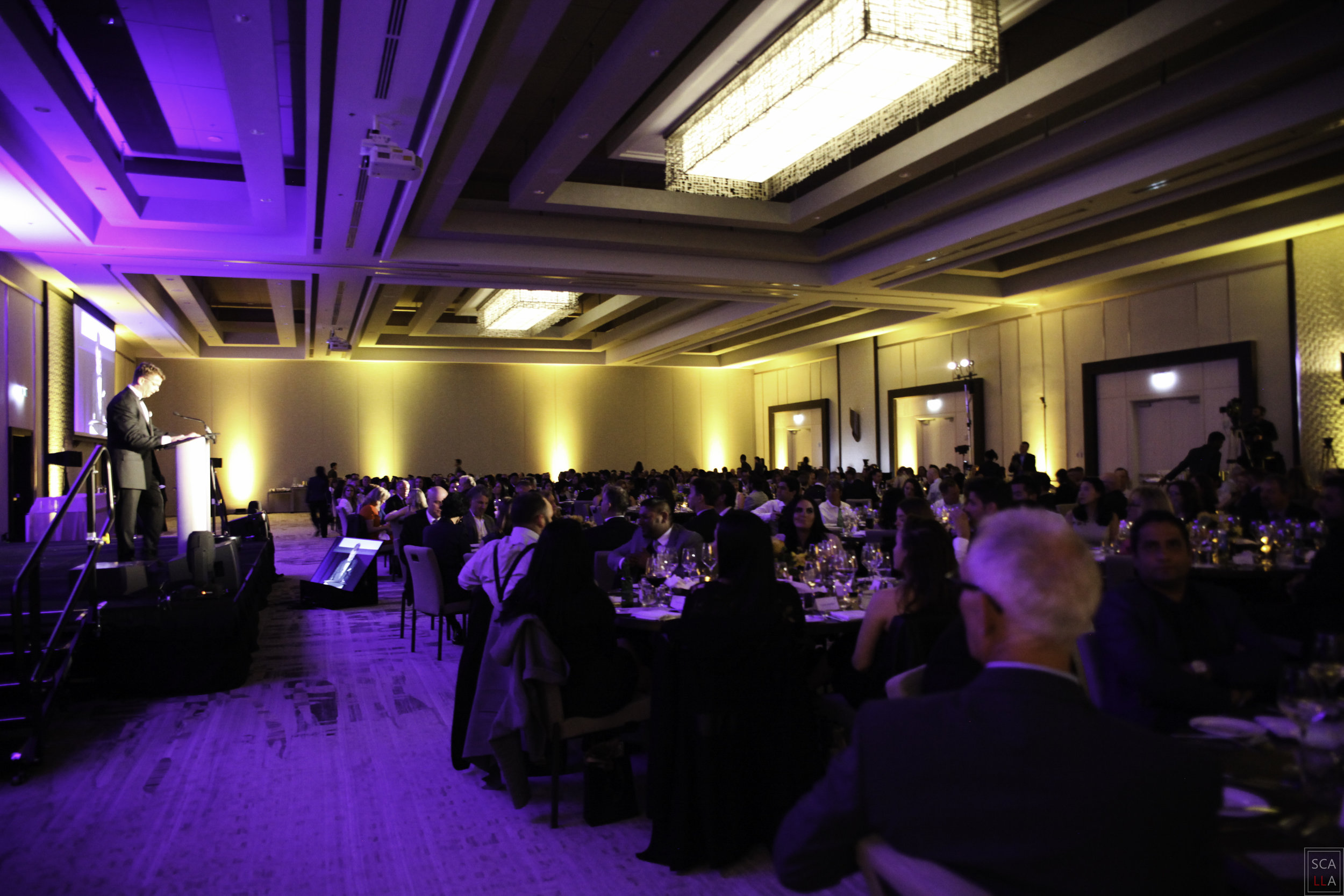 2018 GVHBA Ovation Awards at Parq Vancouver