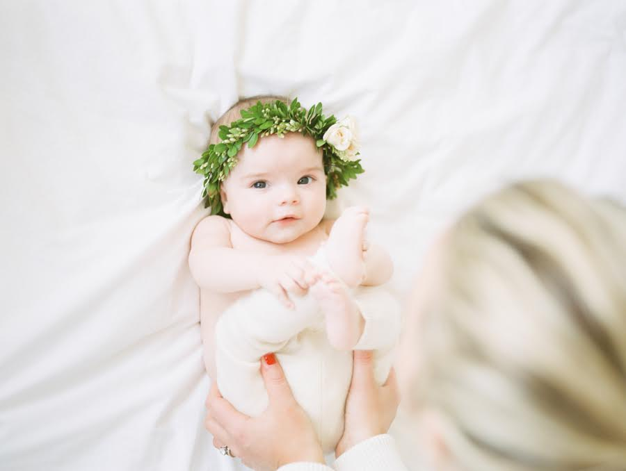 Elza Photographie | Baby Photography shot on film | Little Bellows