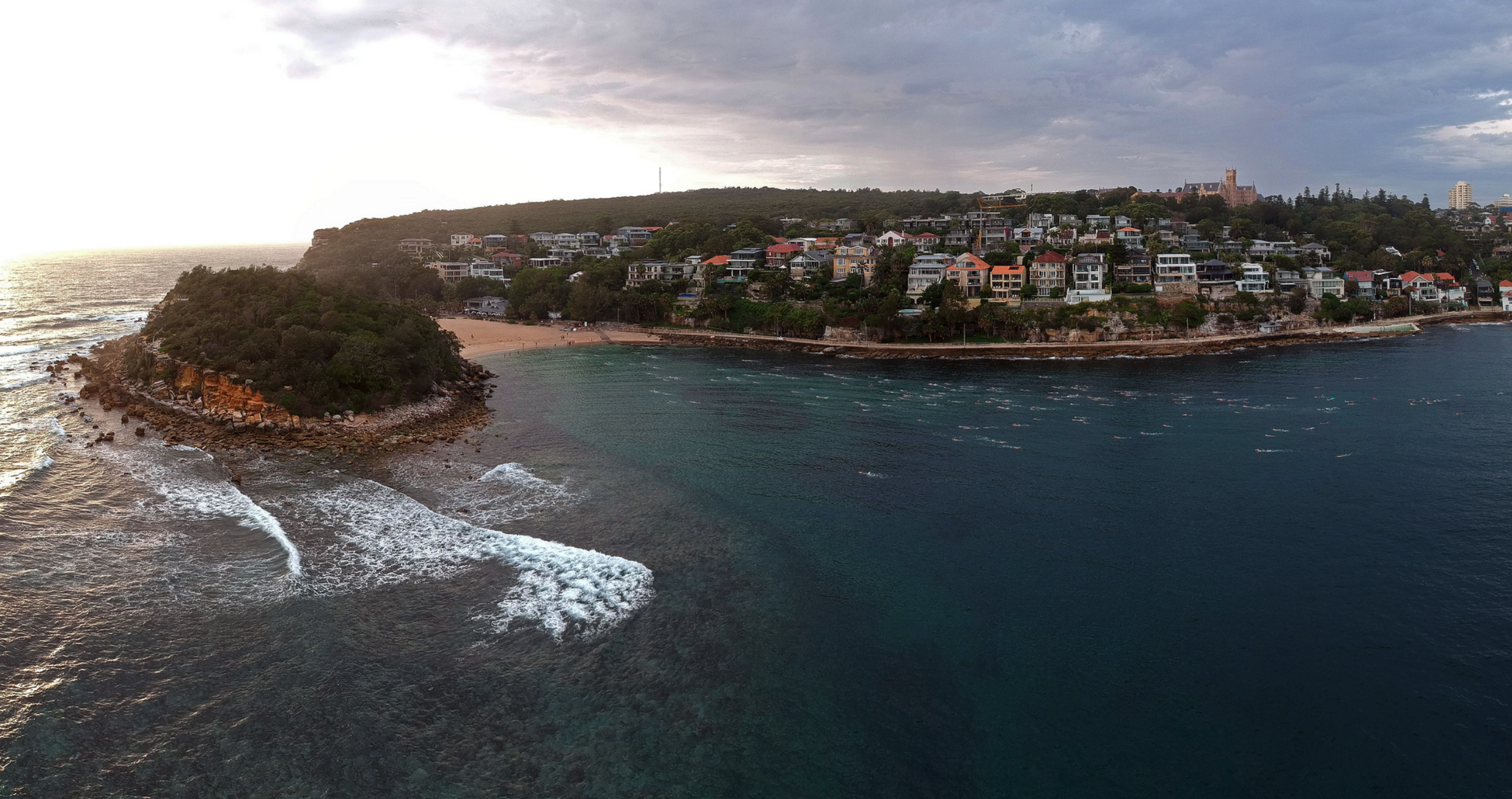 Cabbage Tree Bay - Photo credit:  John Turnbull