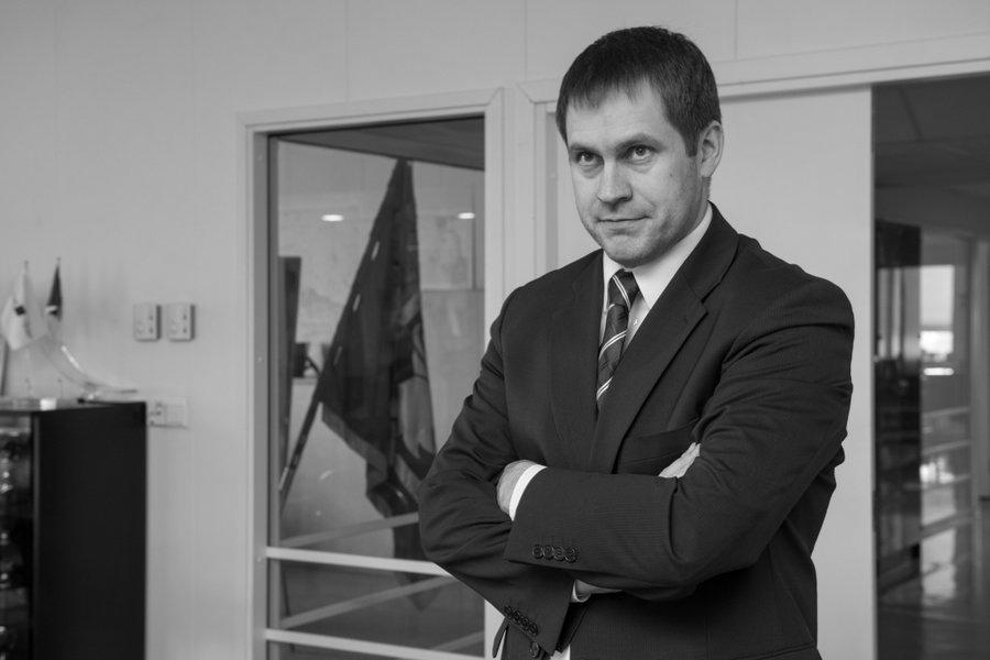 Elmar Vaher - Politsei- ja Piirivalveameti peadirektorVari:Keitlin Räni