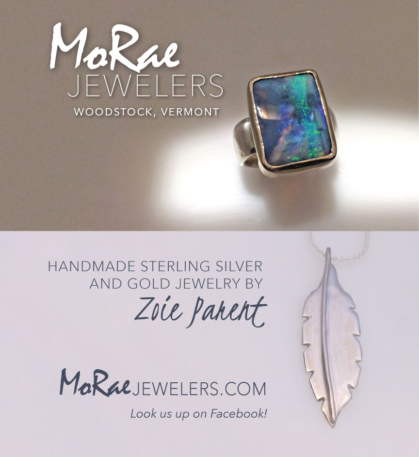 Business Cards for MoRae Jewelers