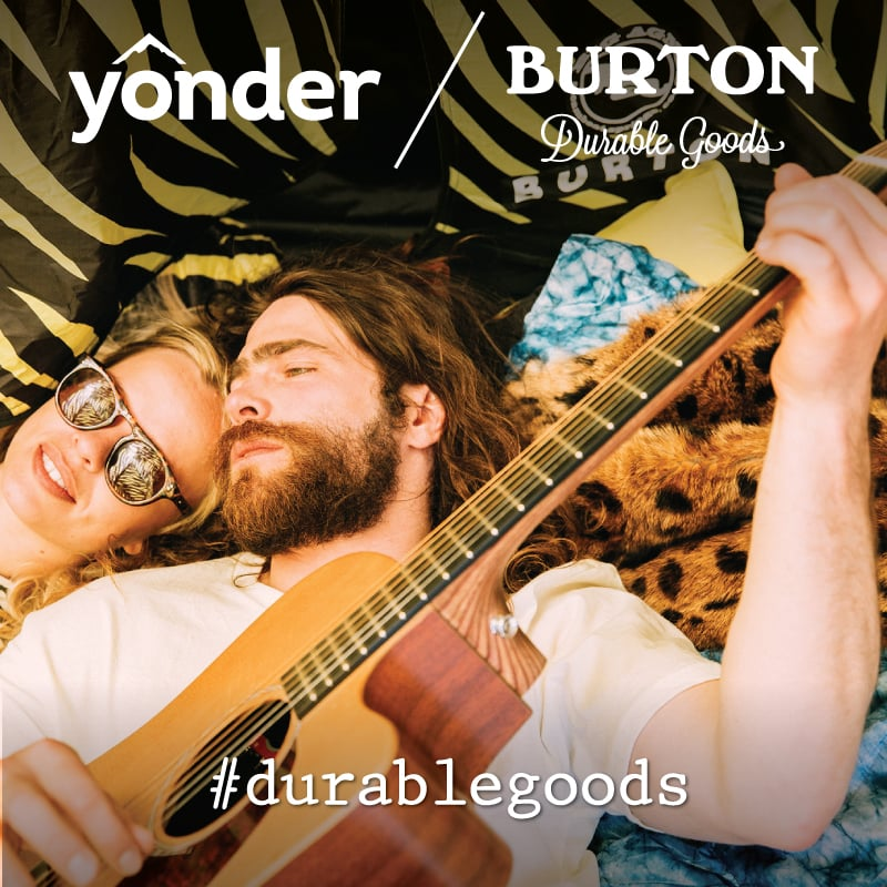 Social Marketing for Yonder and Burton
