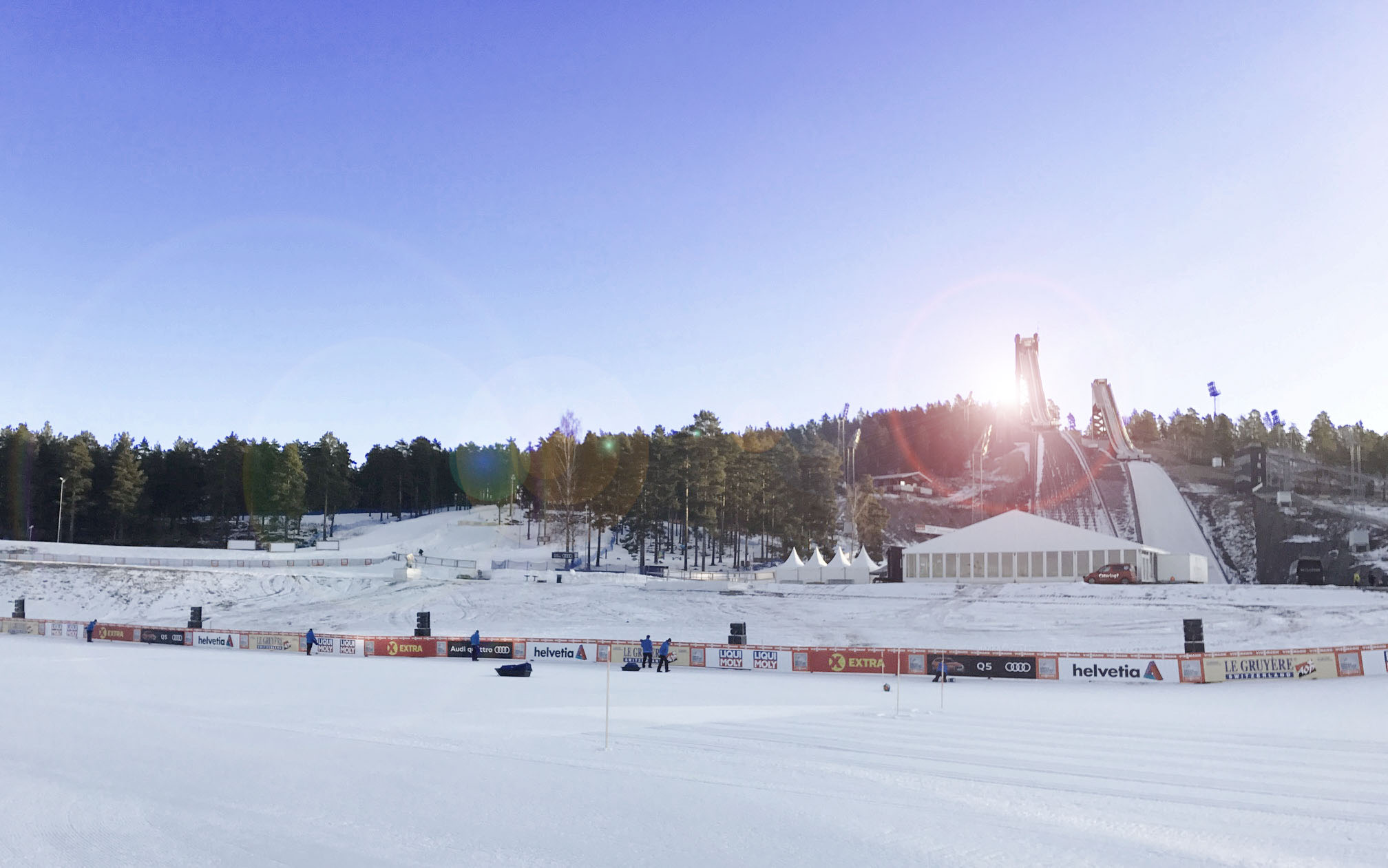 Falun Svenska skidspelen 2017