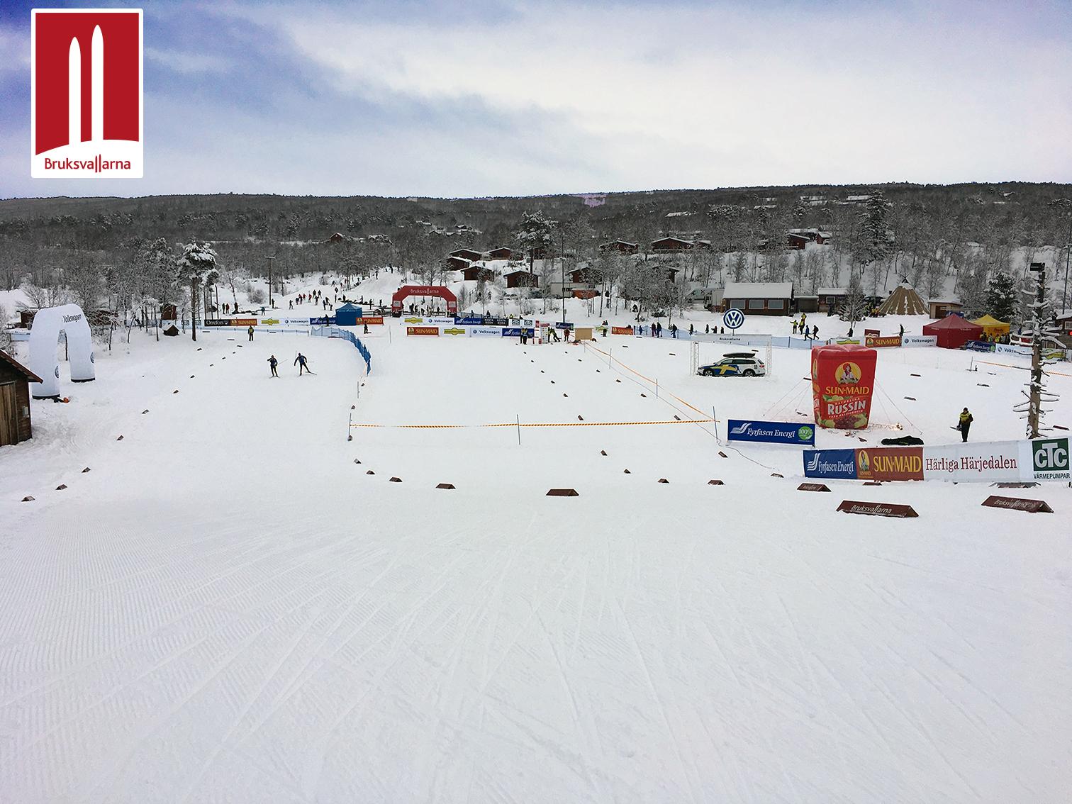 Bruksvallsloppet,the perfect start of the 2016 season