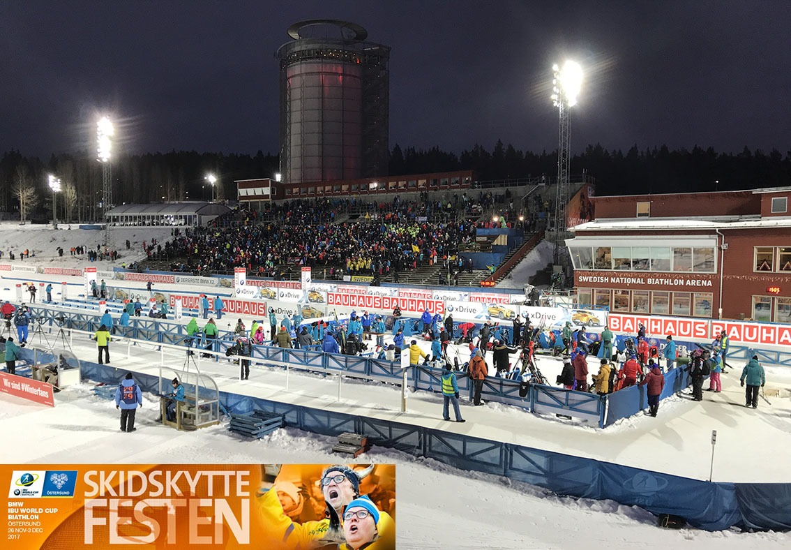 IBU World Cup Östersund