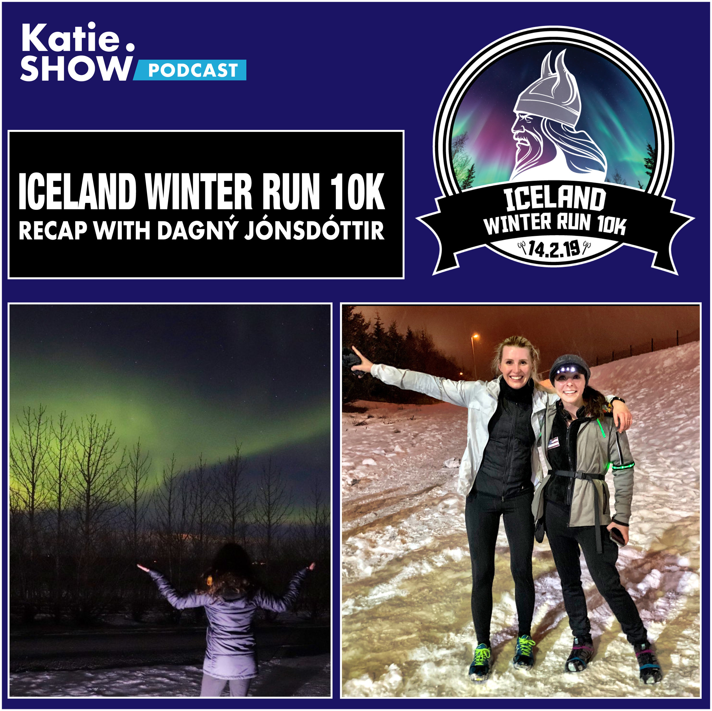 Iceland Winter Run 10k