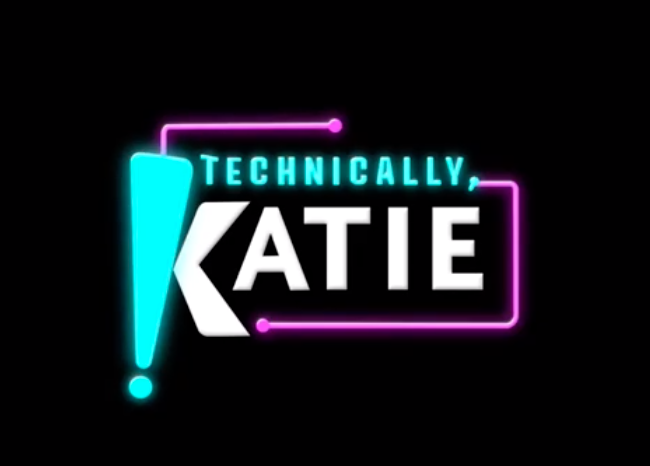 """Technically, Katie"" Episode 1 features world renowned ventriloquist Terry Fator, gadget testing a folding Kayak for The Weather Channel, Game of Thrones Funko POP giveaway and more!"