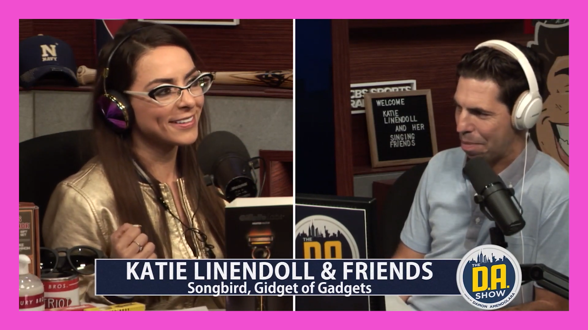 Katie Linendoll on _The DA Show__ Erie, PA, Father's Day Gadgets, Broadway's Next Hit Musical 0-14 screenshot.png