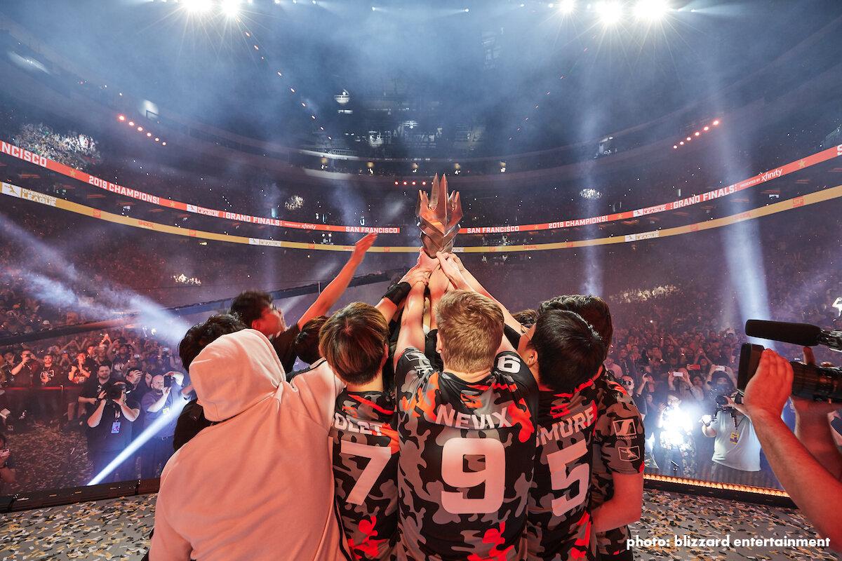 2019-09-29 - Overwatch League 2019 Grand Finals / Photo: Robert Paul for Blizzard Entertainment