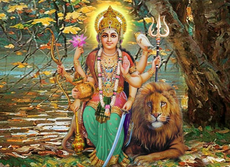 Shakti, mère des déesses