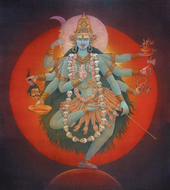 Kali la noire