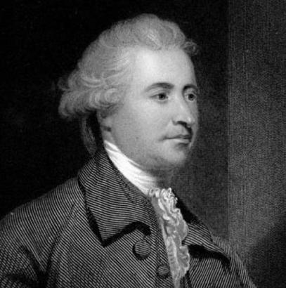 Edmund Burke:  Image Source
