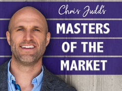 """Chris Judd's """"Masters of the Market"""" Podcast - During July, Scott Williams was interviewed on Chris Judd's """"Masters of the Market"""" Podcast."""