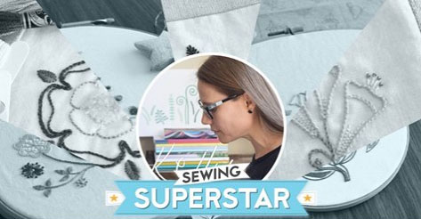 Sewing Superstar of the week –  Cut Out + Keep , September 2018