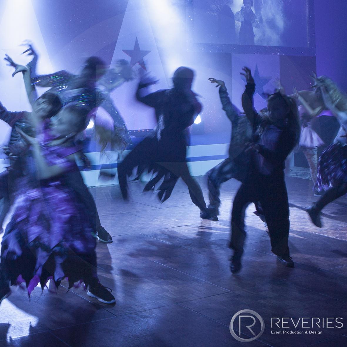 Halloween Horror Show - Dancers