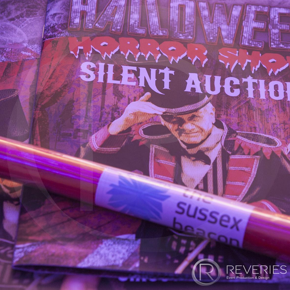 Halloween Horror Show - Invite