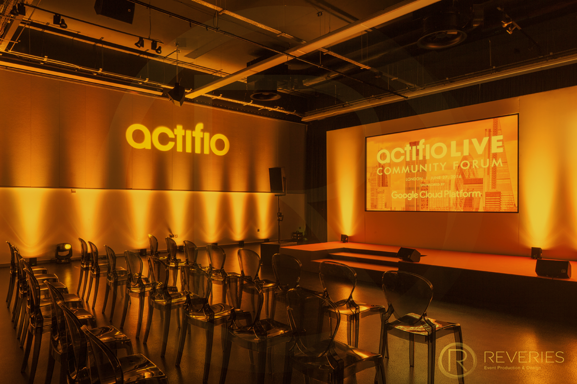 ACTIFIO CONFERENCE -