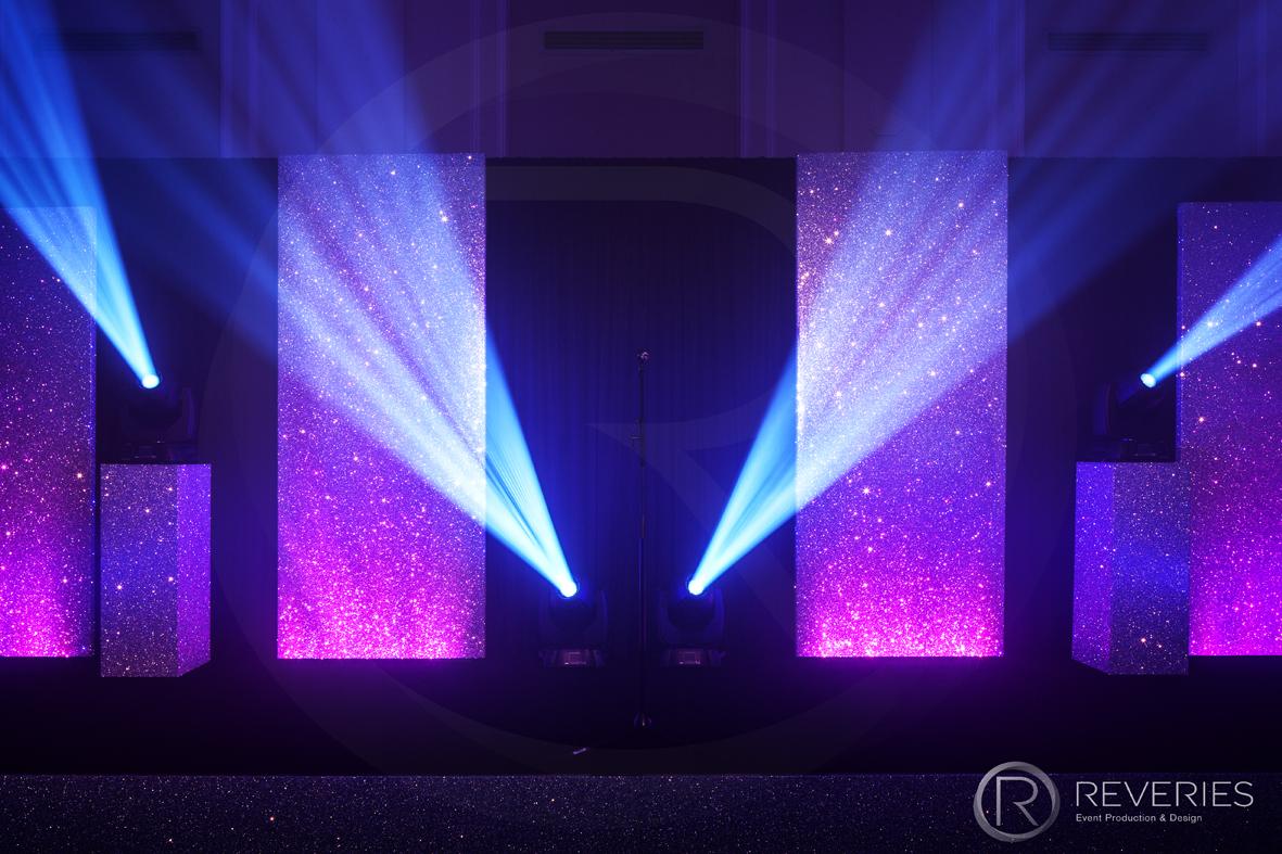 White Label - Powerful stage lighting design