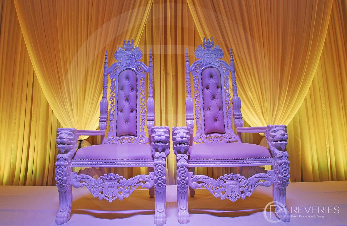 Wedding Thrones For Hire Brighton London