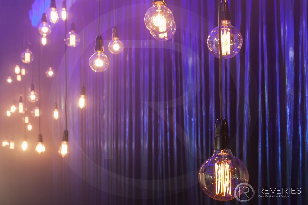 Festoon Edison Bulb Lighting Design