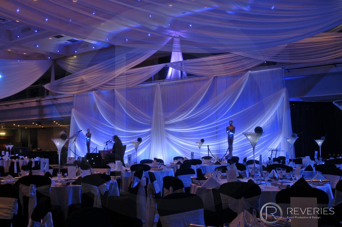 Venue Draping Corporate Events Brighton London