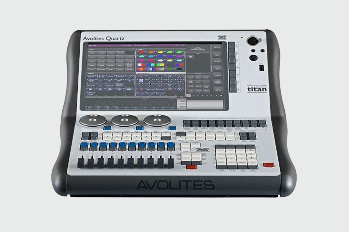 Reveries Events-Dry Hire Lighting Control Avolites Quartz G2.png