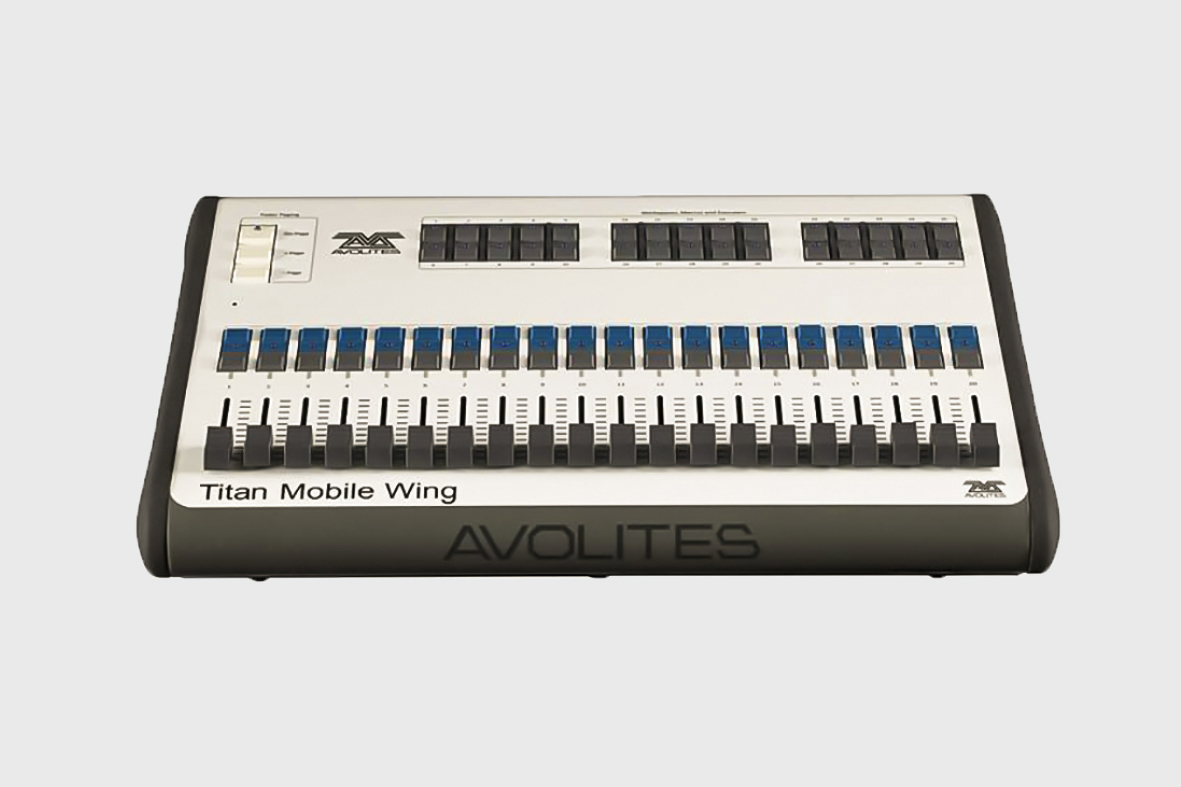 AVOLITES TITAN MOBILE WING - £50.00 Daily / £100.00 Weekly