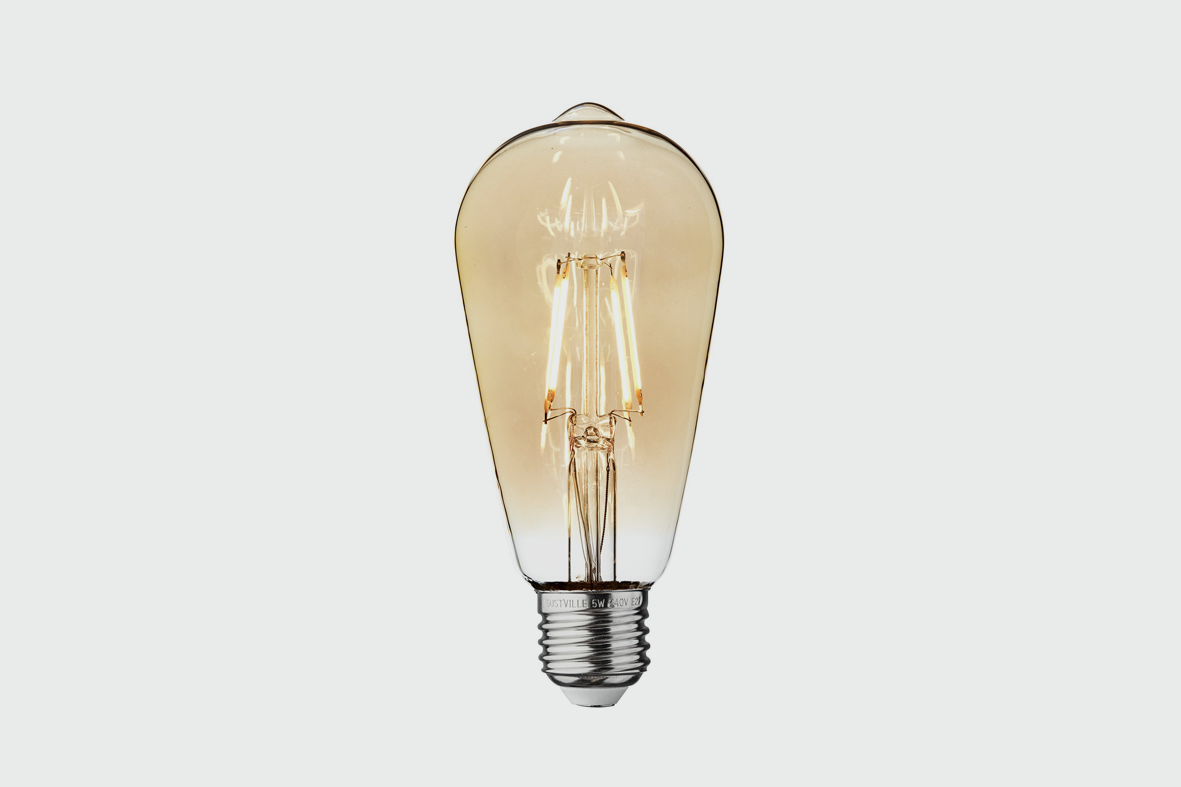 EDISON BULBS - VARIOUS TYPES - £1.00 DAILY / £2.00 WEEKLY