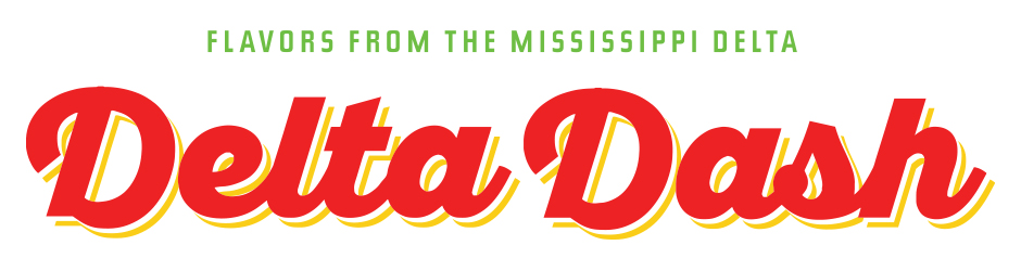 Delta Dash Typography