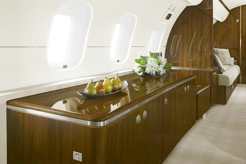 2009 Bombardier Global 5000 For Sale - Interior 2