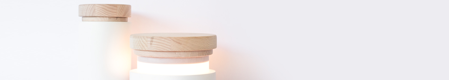 """Abre Led Lamp, the perfect lamp for every atmosphere"""