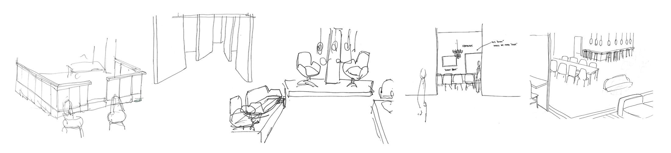 Orgatec sketch