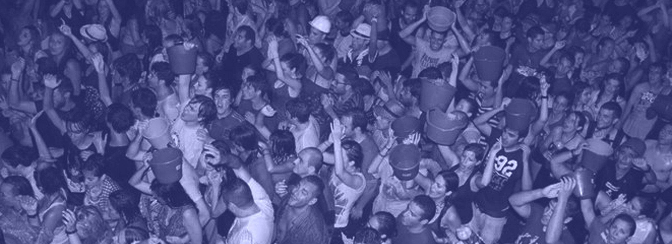 """FIESTA DEL AGUA - """"The identity of the local fiesta"""""""