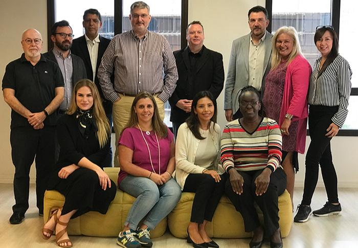 Board Meeting - April 2019