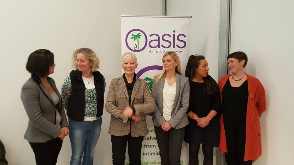 Oasis hosts 'What future for Girls?' to celebrate International Women's Day and launch POW! Thanet