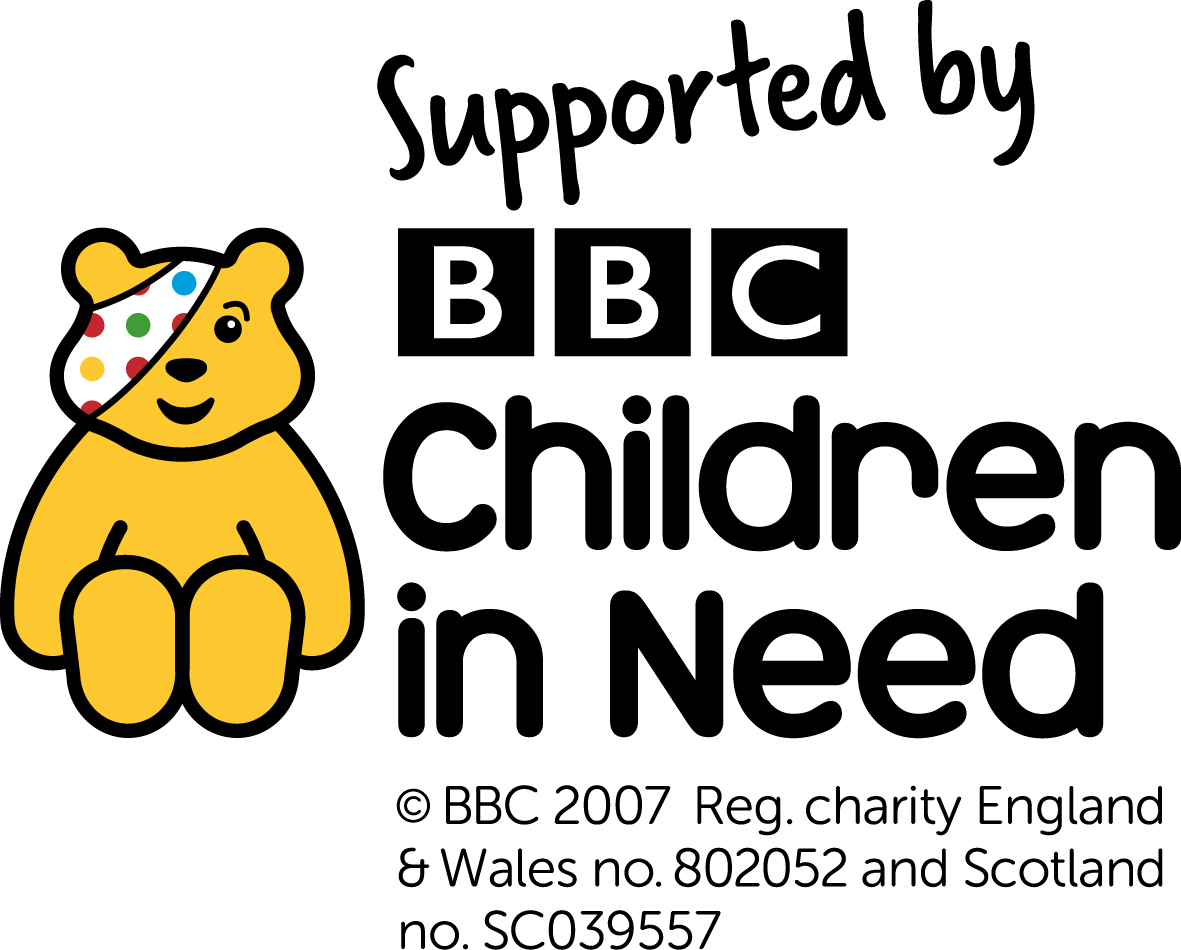 Oasis has been supported by Children in Need