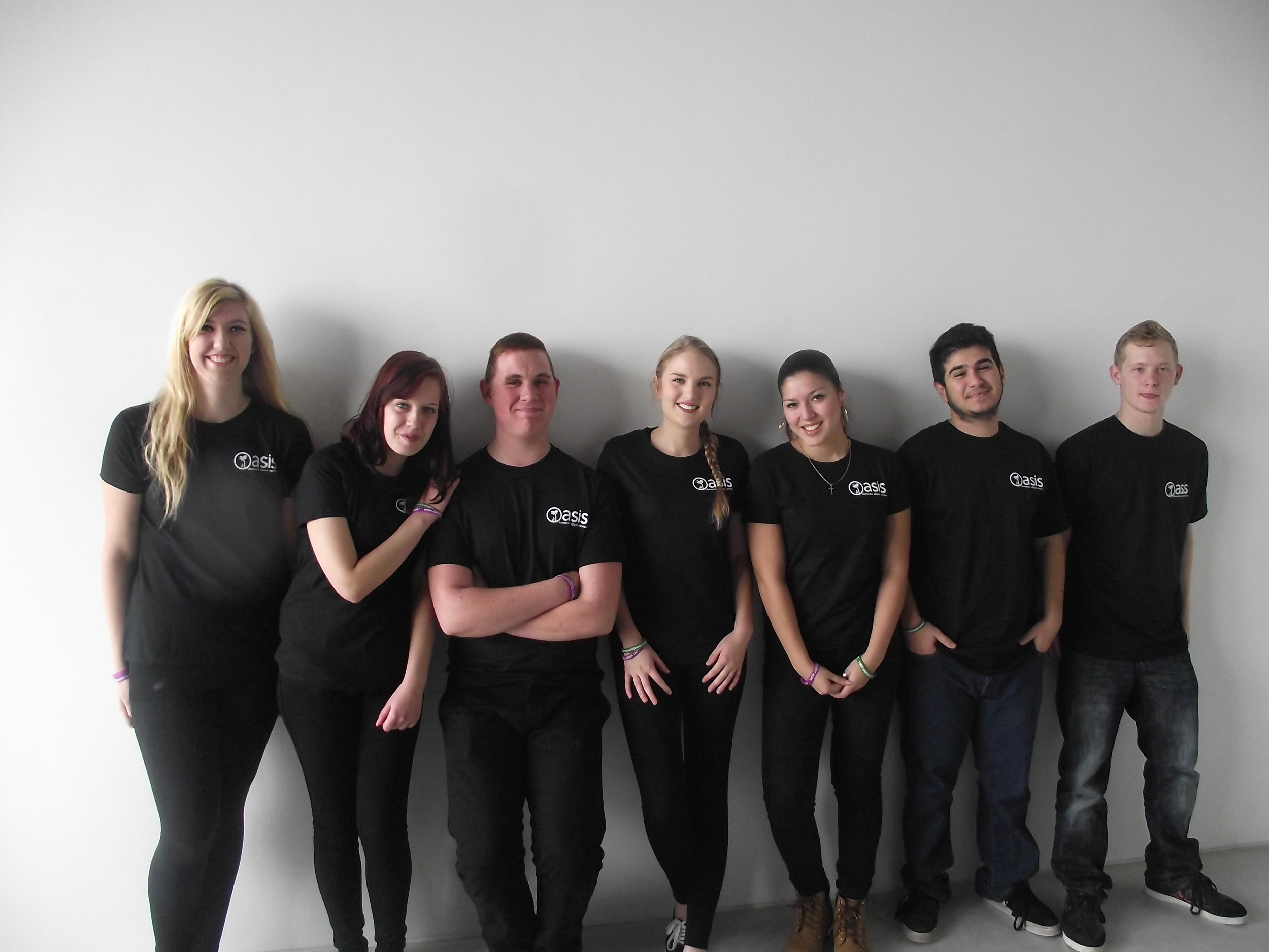 East Kent College Students at our AGM