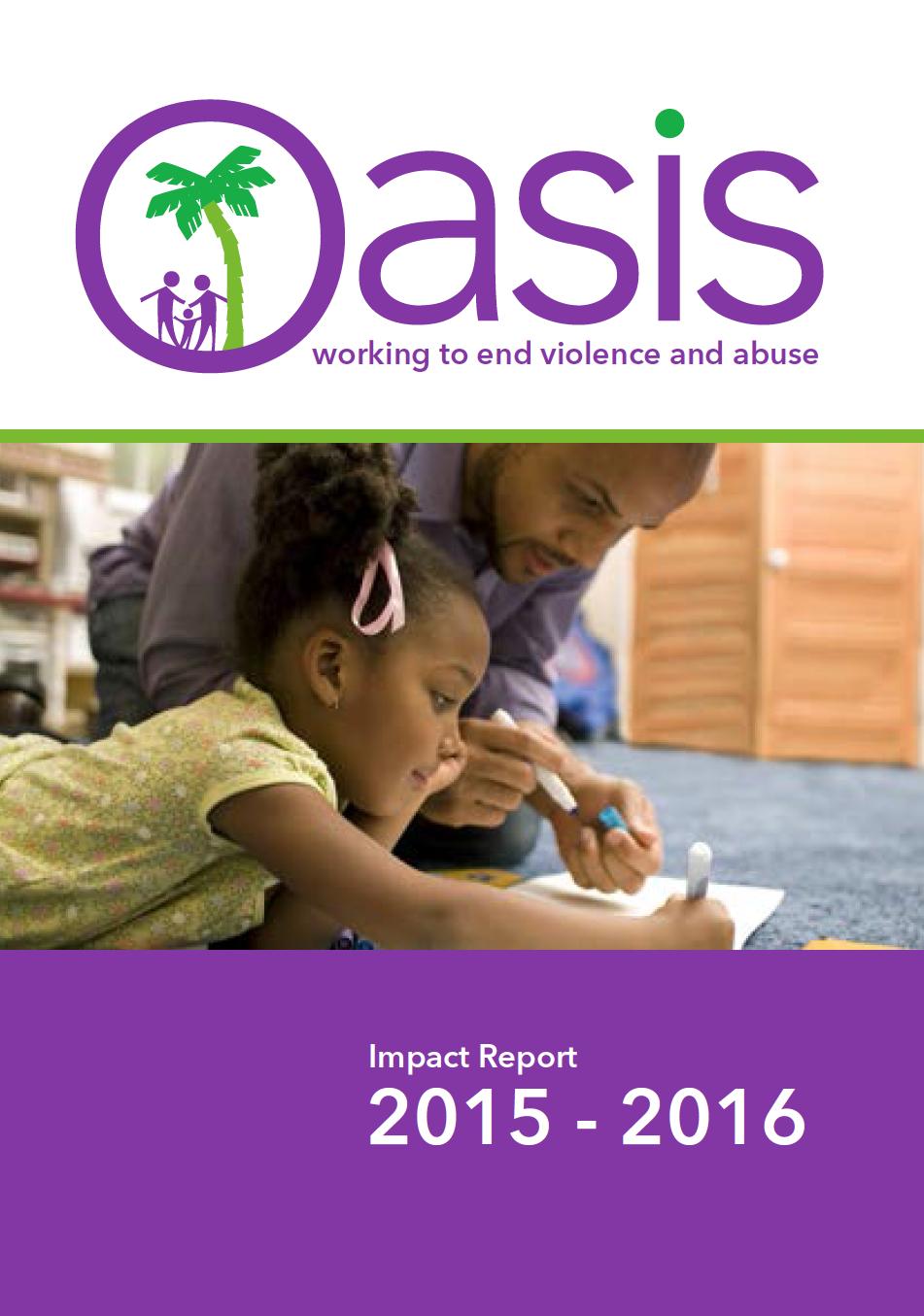 Oasis impact report 2015-2016