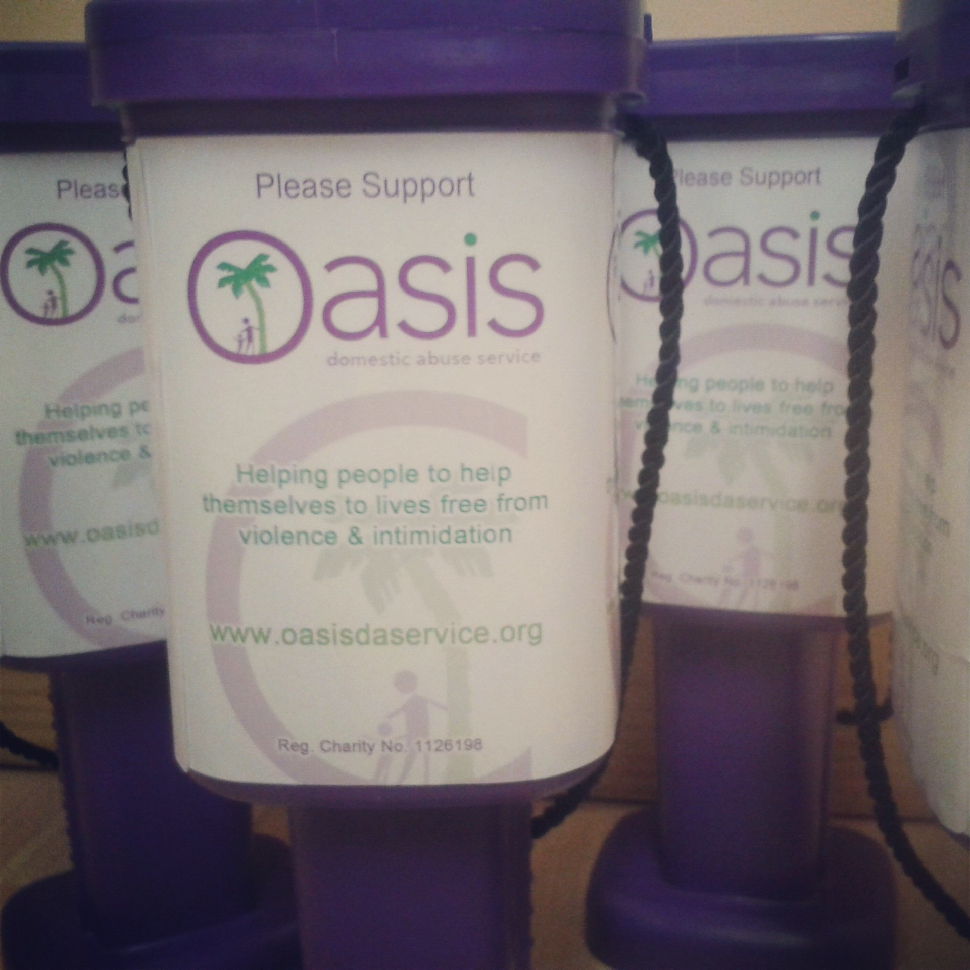 Collect for Oasis