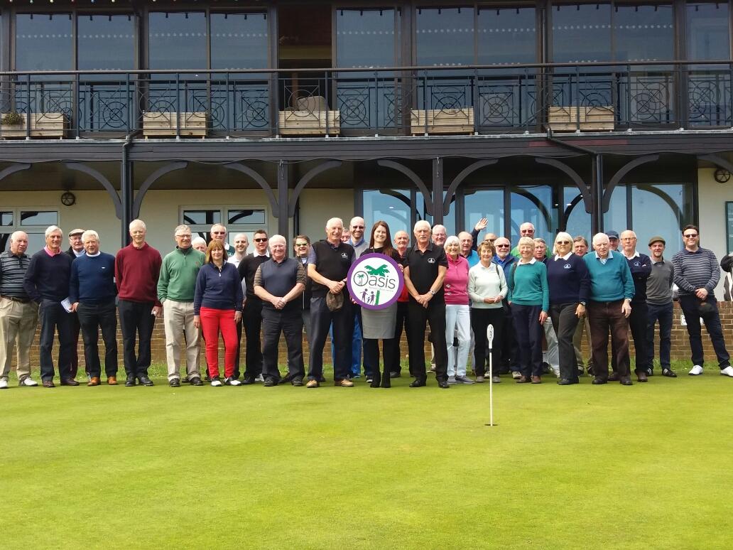 Group Shot at North Foreland Golf Club