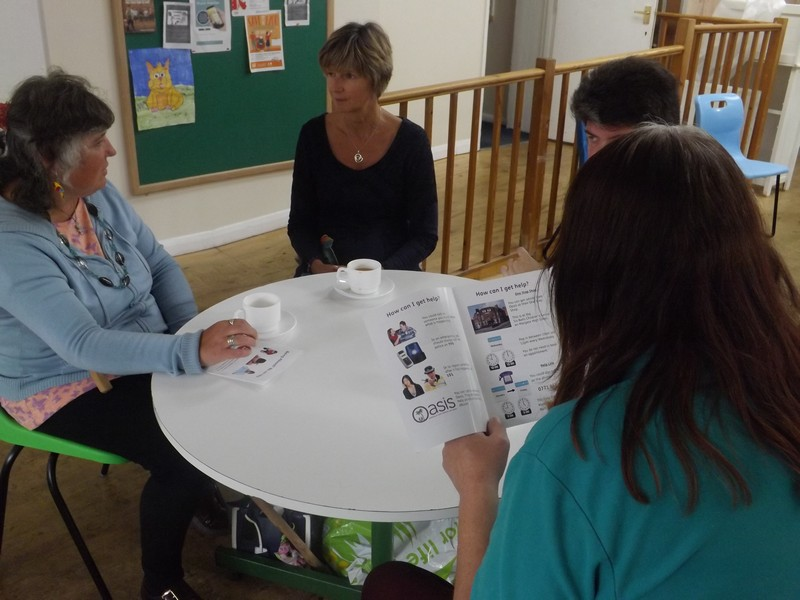 A first look - celebrating the leaflet launch