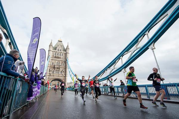 Photo by Joe Toth for Vitality Big Half Marathon