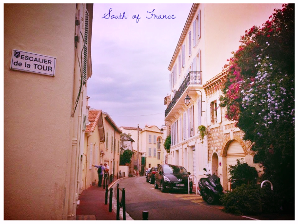 postcards - A peep into my travels.